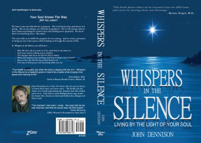 whispers in the silence john dennison