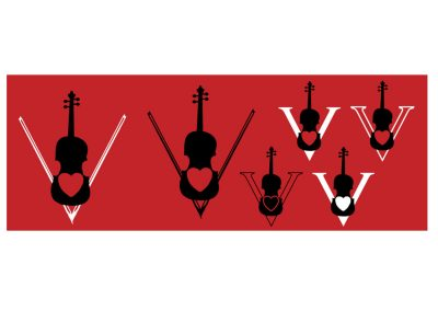 violyn sample logo designs