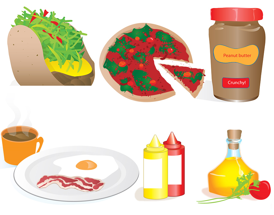 food-illustrations