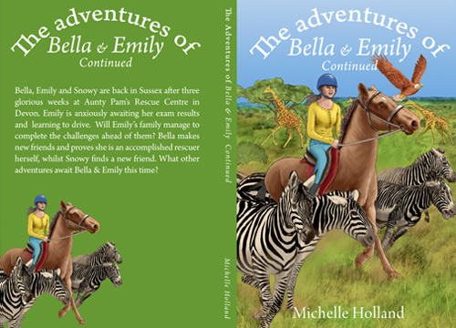 Michelle Holland Author of Bella and Emily Continued