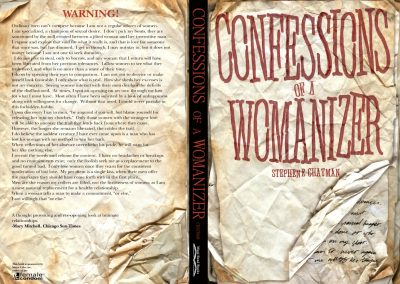 confessions of a womanizer-stephen chatman