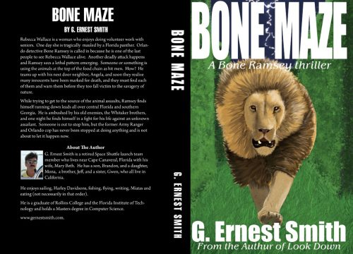 bone maze gernest smith