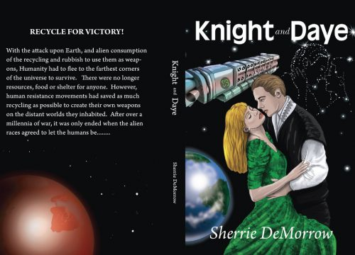 knight and Daye- Sherrie Demorrow