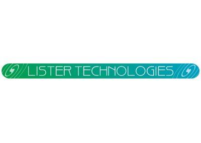 lister logo design